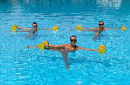 Aqua Fitness Class Mallorca