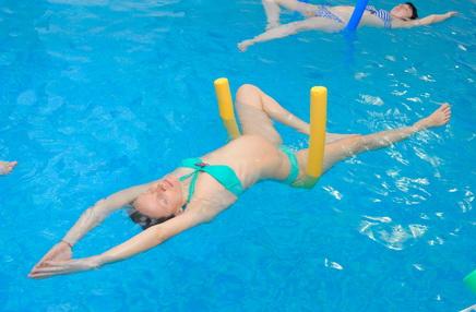 Aqua Yoga Class Mallorca
