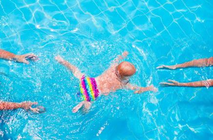 Baby Swim Class Mallorca